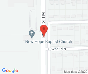 New Hope Baptist Church at Tulsa, OK 74126