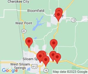 Used Car Dealers near Gentry, AR