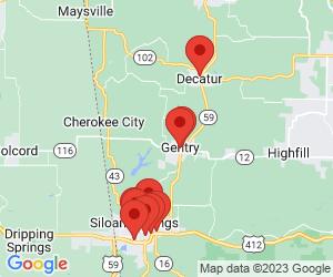 Pizza near Gentry, AR