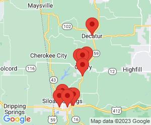 Gas Stations near Gentry, AR