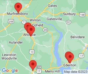 Hamburgers & Hot Dogs near Ahoskie, NC