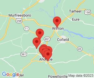 Schools near Ahoskie, NC