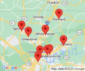 Pizza Hut near White House, TN