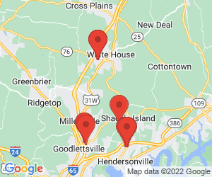 Physical Therapists near White House, TN