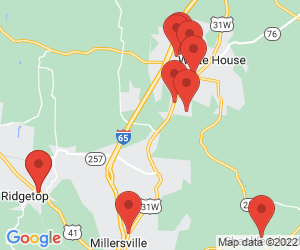 Supermarkets & Super Stores near White House, TN