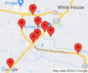 Restaurants near White House, TN