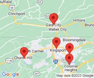 Veterinary Clinics & Hospitals near Church Hill, TN