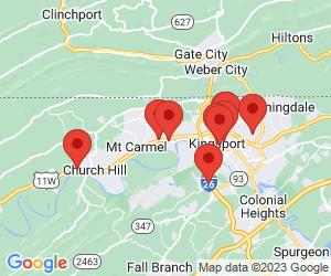 Medical Clinics near Church Hill, TN