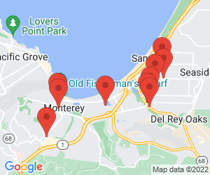 Western Union near Monterey, CA