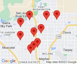Shell near Fresno, CA