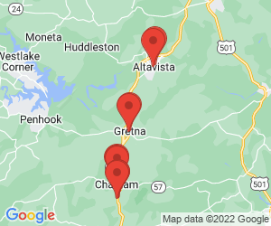 Commercial & Savings Banks near Gretna, VA