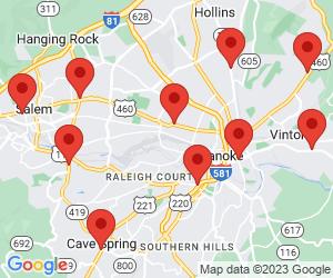 CVS Pharmacy near Wirtz, VA