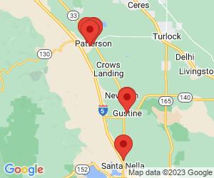Banks near 95360