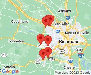 Verizon Wireless near Powhatan, VA