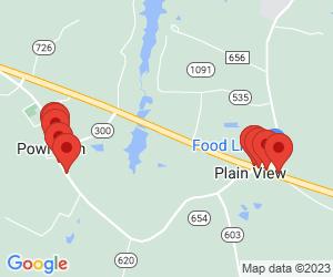 Restaurants near Powhatan, VA