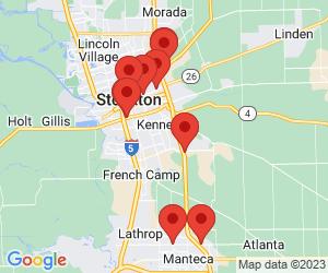 Chevron near Stockton, CA