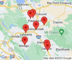 Valero near Walnut Creek, CA