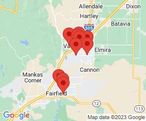 7-Eleven near Vacaville, CA