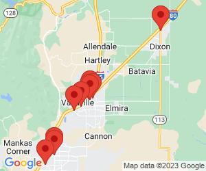 Verizon Wireless near Vacaville, CA