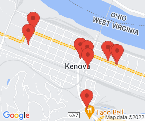 Restaurants near Kenova, WV