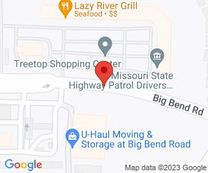 U-Haul near Saint Peters, MO