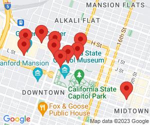 Clothing Stores near Sacramento, CA