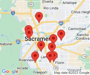RadioShack near Sacramento, CA