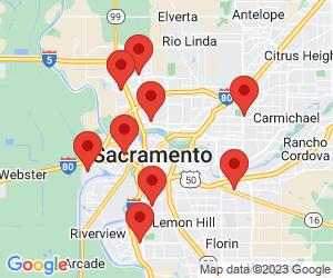 Raley's Supermarket near Sacramento, CA