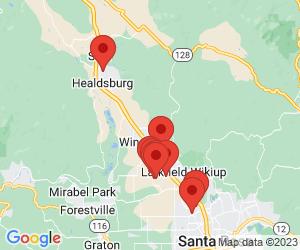 County Of Sonoma near Guerneville, CA