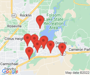 Chase ATM near Folsom, CA