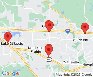 Banks near Saint Peters, MO