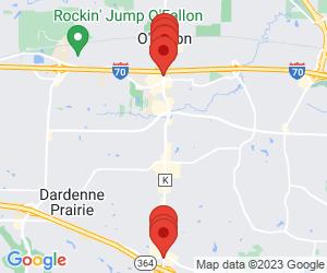 Fast Food Restaurants near Saint Peters, MO