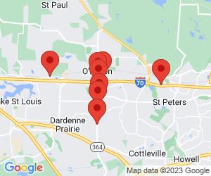 Truck Rental near Saint Peters, MO