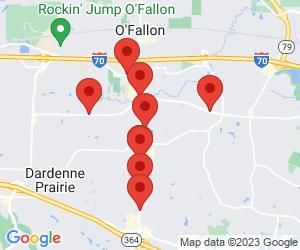Pizza near Saint Peters, MO