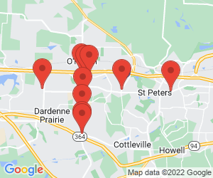 Chinese Restaurants near Saint Peters, MO