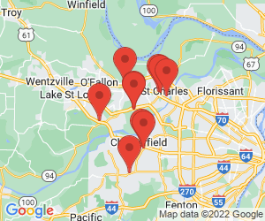 Chicken Restaurants near Saint Peters, MO