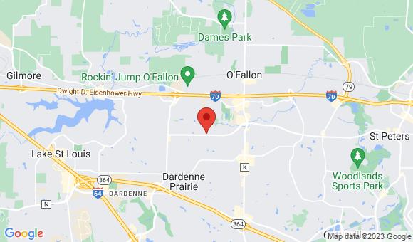 street map for Visiting Angels - O'Fallon, MO