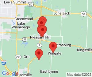 Schools near Pleasant Hill, MO