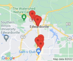 American Restaurants near Edwardsville, IL