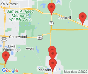 Convenience Stores near Pleasant Hill, MO