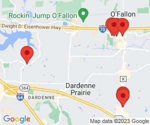 Restaurants near Saint Peters, MO