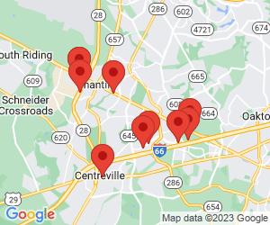 Verizon Wireless near Centreville, VA