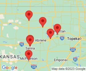 RadioShack near Minneapolis, KS