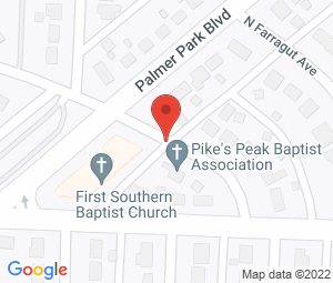 Pike's Peak Baptist Association at Colorado Springs, CO 80909