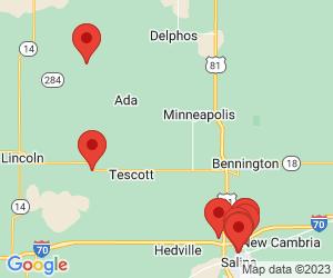Churches & Places Of Worship near Minneapolis, KS