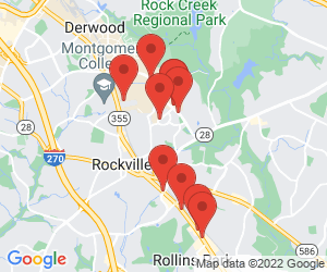 Enterprise Rent-A-Car near Rockville, MD
