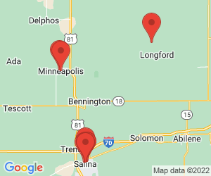 Social Service Organizations near Minneapolis, KS