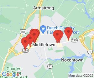 Fast Food Restaurants near Townsend, DE