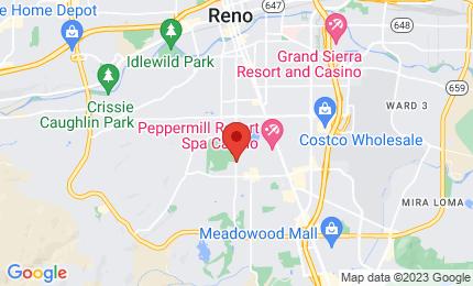 Map of Emeritus at Reno