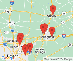 Verizon Wireless near Springfield, OH